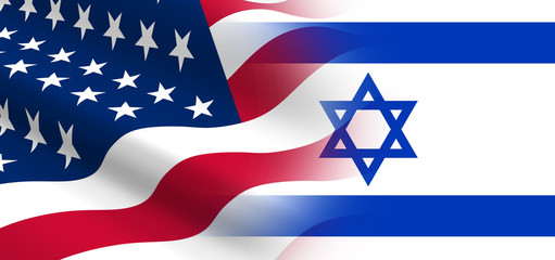 The concept of political relationships the United States with Israel.