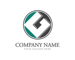 Square G Letter Logo