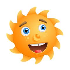 Sole sorridente