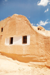 Traditional house in Cappadocia, Turkey