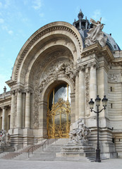 Petit Palais à Paris