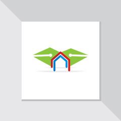 home concept vector illustration