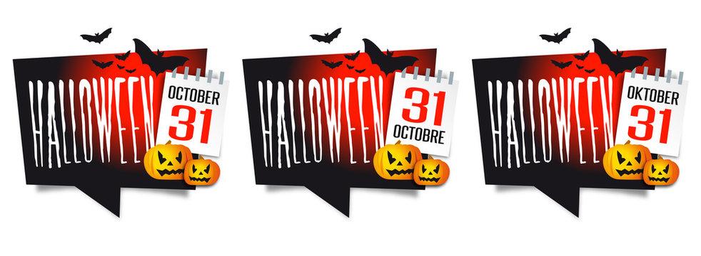 Halloween / Date
