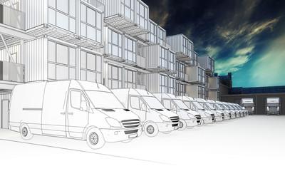 Spedition & Logistics (project)
