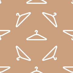 seamless pattern with hanger