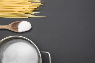 Pasta Italian Rustic Background