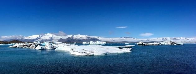 Jökulsarlon, Island