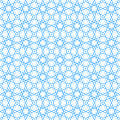 seamless geometric polygon pattern