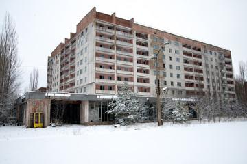 Chernobyl building
