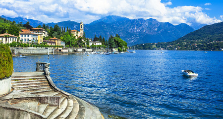 holidays in Italy -beautiful villages of Lago di Como,Tremezzina