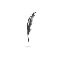 quill pen vector