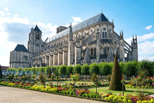 Cathedral of Bourges, France