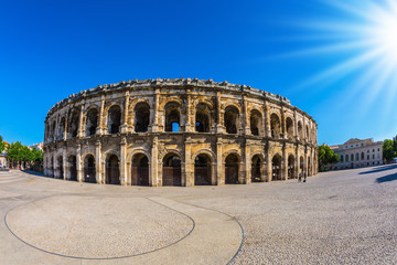 Magnificent arena preserved for two thousand years