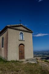 Le Mont Monnet dans le Parc du Pilat, La Chapelle