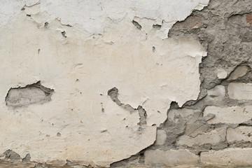 old stone damaged background