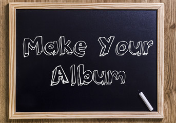 Make your Album