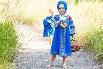 Russian kids