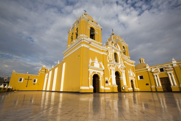 Santo Domingo church in Trujillo - Peru
