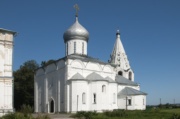 The Cathedral of Holy Trinity with the Church of Daniel