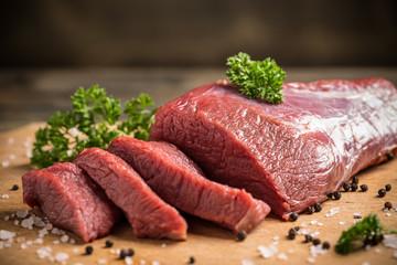 Beef slice