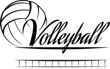 Volleyball Banner