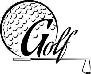 Golf Ball Banner