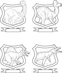 dino emblem
