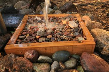Fototapeta woda źródlana (water spring)