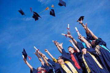 high school graduates students