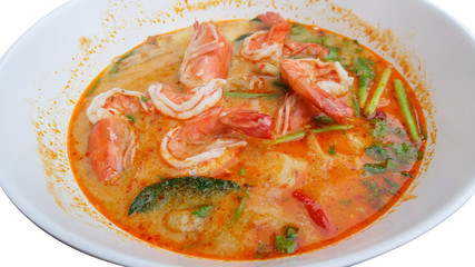 Tom Yum Goong , thai food