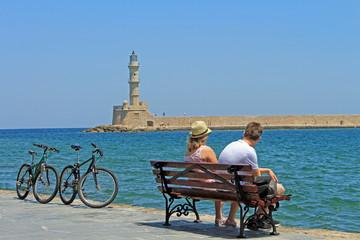 Chania, Crète