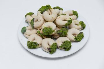 Kekse - Türkische Kurabiye