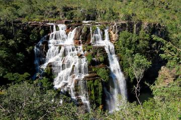 Cachoeiras Almécegas - Chapada dos Veadeiros Wall mural
