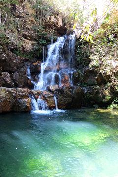 Cachoeiras das Loquinhas - Chapada dos Veadeiros