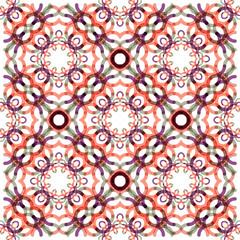 Seamless vector swirl pattern. Modern texture