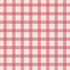 Seamless checkered tablecloth