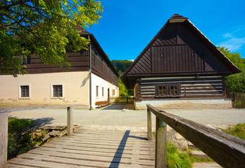 Czech Folk Architecture