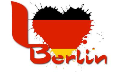 I love Berlin 4v