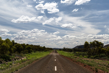 Outback Szenerie