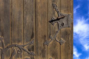 alte Holztür Tür © Matthias Buehner