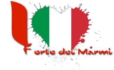 I love Forte dei Marm