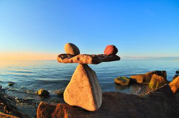Steady balance