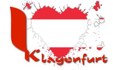 I love Klagenfurt