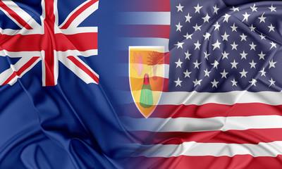 USA and Turks and Caicos Islands