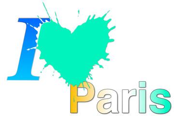 I love Paris 6