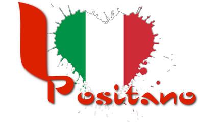 I love Positano