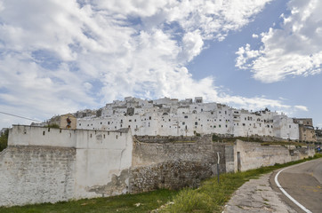 City view - Ostuni, Puglia, Italy