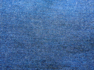 Jeans denim fabric texture