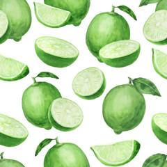 lime seamless pattenr