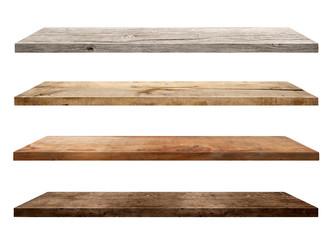 Obraz Wooden table - fototapety do salonu
